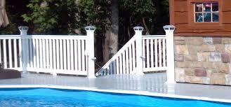fence railing decks arbors we have it all fence companies wilmington nc w49