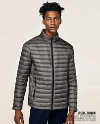 Men's Puffer Jackets | Online Sale | ZARA United States & QUILTED PUFFER DOWN JACKET - Available in more colours Adamdwight.com