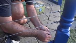How To <b>Crimp</b> A Stainless Steel Balustrade <b>Wire</b> - YouTube