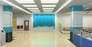 office blue. Blue For Office Interior Decoration H