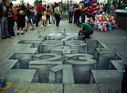 Amazing Art Finds Amazing And Unique 3d Sidewalk Chalk Art