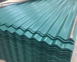 ppgi corrugated steel roofing sheet embossed wave steel panel