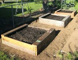 building a garden box. Building Raised Bed Garden Boxes The Best Box Plans Ideas On Vegetable A