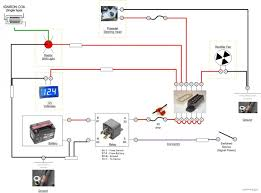motorcycle voltmeter wiring diagram motorcycle lascar voltmeter install pics electrical vfrdiscussion on motorcycle voltmeter wiring diagram