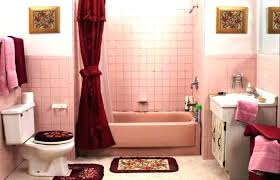 black and pink bathroom accessories. Delighful Accessories Pink Bathroom Decor Accessories Black And  Ideas   To Black And Pink Bathroom Accessories