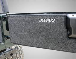 BedRug - JEEP TAILGATE BEDRUG 87-95 JEEP YJ Tailgate Mat ...