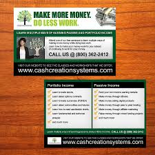 Build Your Own Flyer Entry 21 By Lantisdesign For Design A Flyer And Banner For Cash