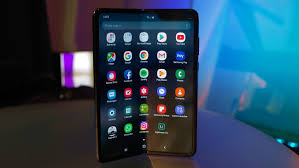 Samsung Smartphone Design Samsung Galaxy Fold Unreleased Original Hands On Review T3
