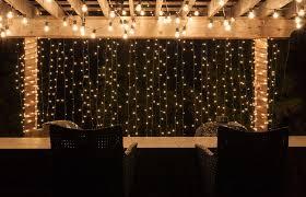 best ever backyard lighting string lights yard envy within back prepare 18