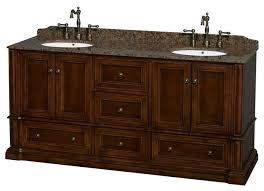 decorative victorian style sink bathroom