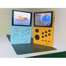 Máy chơi game cầm tay Super Retro Handheld Game Station Android Pandoras  full Game giả lập