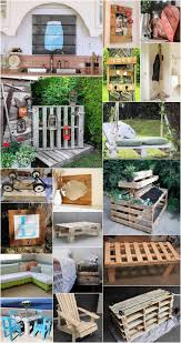wood pallets furniture. Wooden Pallets Projects Ideas - Mason Jar Pallet Art, Outdoor Planter, Wood Furniture A