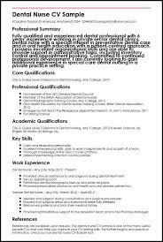 Curriculum Vitae For Nurses Magnificent Examples Of Curriculum Vitae For Nurses Simple Instruction Guide