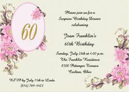 60 birthday invitations 60th birthday party invitations from tiny tidings