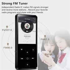 CCHKFEI 16GB <b>Bluetooth</b> 4.0 MP3 Player with <b>2.4 Inch</b> Color ...