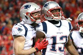 New England Running Back Depth Chart Resetting Patriots Wide Receiver Depth Chart With Josh