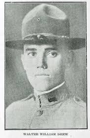 Lieut Walter W. Drew (1894-1918) - Find A Grave Memorial