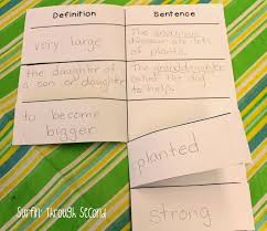 Wrapping Up The Quarter And A Freebie Teaching Vocabulary