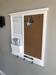 large cork board magnetic dry erase