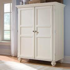 white armoire morgan armoire desk in cream white