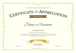 Certificate Of Recognition Wordings Citation For Certificate Of Appreciation Guest Speaker Wording