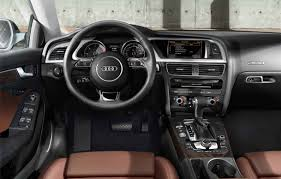 audi a5 2015 interior. Delighful Audi More Aggressive On The Outside Yet More Luxurious Inside For Audi A5 2015 Interior G