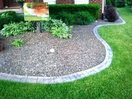 diy concrete landscape edging concrete border molds forms for landscape edging a ideas plastic f
