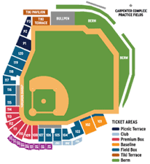 Spectrum Field Clearwater Fl Seating Chart Bright House Field Oh How I Miss You Phillies Yankees
