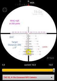 Moa Shooting Chart Moa And Adjustment Required For Shooting 22lr Long Range