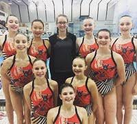 Great Results at Leslie Taylor - Nepean Synchro