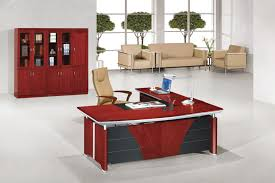 small office table and chairs. Furniture Office Table Designs Photos Rectangle Shape Black Wooden Storage Cabinets Light Brown Side Drawers Large Small And Chairs