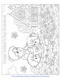 Kids love to color by numbers and we've got a bunch for you to choose from. 57 Best Mother S Day Coloring Pages Free Printables