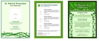 St. Patrick's Day Email Templates for March 17th!