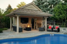 what is a pool house small with bathroom cost cabanas and houses