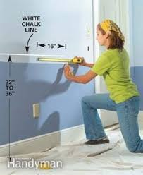 Small Picture How to install chair rail molding Lots of photos House