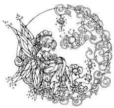 Small Picture Adult Fairy Coloring Pages Bestofcoloringcom