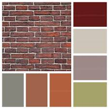 how to pick paint colours lesson 1 its not all about you red brick paint designing