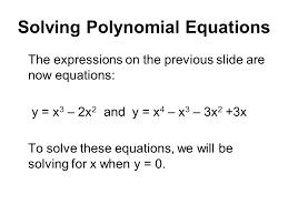 solve the polynomial equation calculator jennarocca