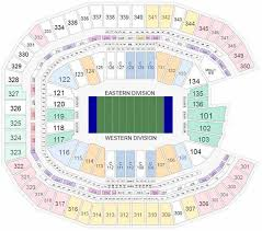 Final Four Seating Chart Sec Championship Tickets 2019 Georgia Vs Lsu Sec Game