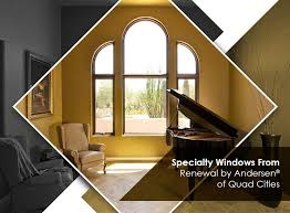 Specialty Windows From Renewal by Andersen® of Quad Cities