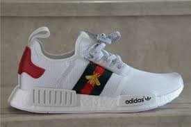 gucci x adidas nmd. gucci x adidas nmd bee white nmd
