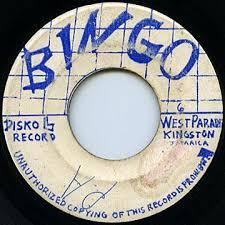 ReggaeCollector.com - Eddy, Jerry - Hail Rasta Man (Bingo)