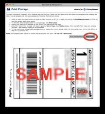 how to print a shipping label how to print shipping labels from paypal on a mac scott grubys blog