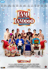 Laali Ki Shaadi Mein Laaddoo Deewana (2017) Hindi HDTVRip 700MB AAC MKV