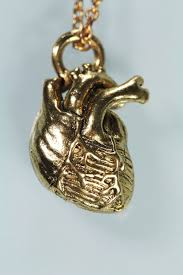 anatomically correct heart necklace ring com