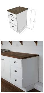 How To Make A Kitchen Cabinet 25 Best Ideas About Base Cabinets On Pinterest Kitchen With