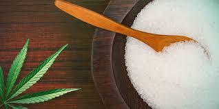 epsom salt cannabis