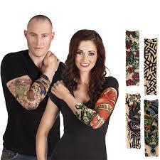 Rukáv Vypadající Jako Tetování