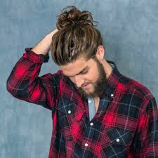 Man Bun Styles 7 Types Of Man Buns Youll Want To Consider