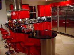 How To Use Kitchen Ideas Red And Black